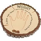License 2 Play FD0209 Irish Fairy Worry Plaque to Help Remove Children's Worries and Anxiety, Kindergarten Grade to 3 Grade