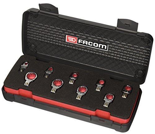 FACOM 12.J9U Series 12.J inch Size Polygon Bit, 9 mm x 12 mm Size