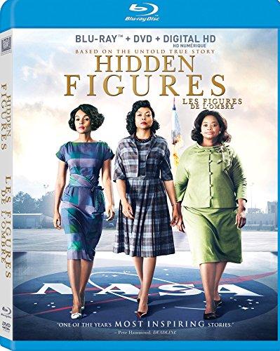 Hidden Figures (Bilingual) [Blu-ray + DVD + Digital Copy]