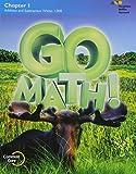Multi-Volume Student Edition Bundle Grade 3 2015 (Go Math!)