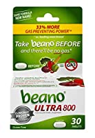 Beano Tablets, 30 Count by Beano