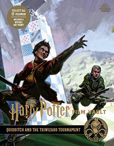 Harry Potter: The Film Vault - Volume 7: Quidditch and the Triwizard Tournament
