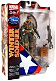 Marvel Select Exclusive Action Figure Winter Soldier by Marvel