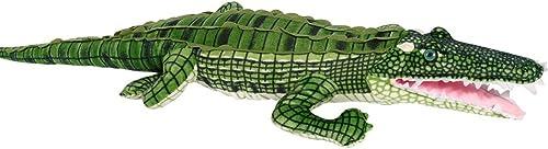 bienvenido a orden Drasawee énorme crocodile Grand jouet en peluche peluche peluche doux pour enfant  tienda en linea