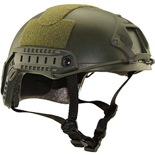 haoyk multifunción Deporte casco protector casco táctico para Airsoft y Paintball, tipo...