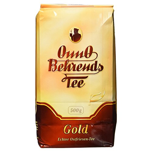 OnnO Behrends Tee Gold 500 g, 1er Pack (1 x 500 g Packung)