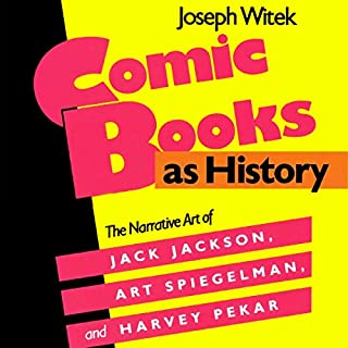 Comic Books as History Titelbild