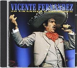 Vicente Fernandez 20 Grandes [Import]
