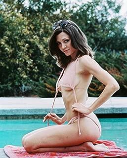 Victoria Principal 16X20 Canvas Giclee Sexy Bikini