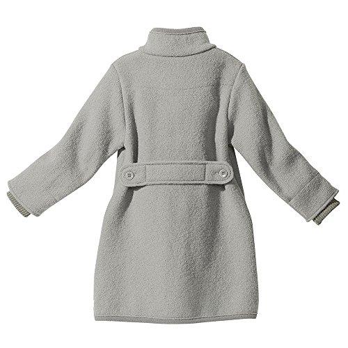 Disana Walk-Mantel Wolle (110/116, grau)