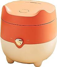 Rijstkoker (1,2L) Mini Multifunctionele Rijstkoker voor Home Student Slaapzaal, One-Button Switch en Warmtebewaring, voor ...