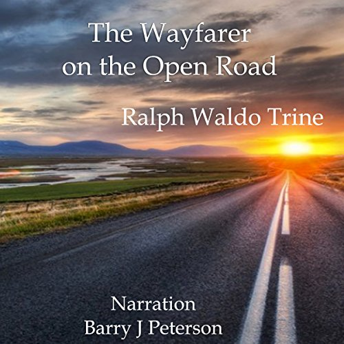 The Wayfarer on the Open Road audiobook cover art