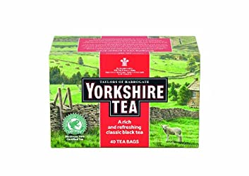 Taylors of Harrogate Yorkshire Red, 40 Teabags