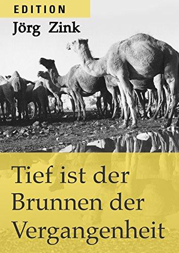 Tief ist der Brunnen der Vergangenheit: Eine Reise durch die Ursprungsländer der Bibel (Edition Jörg Zink 4)
