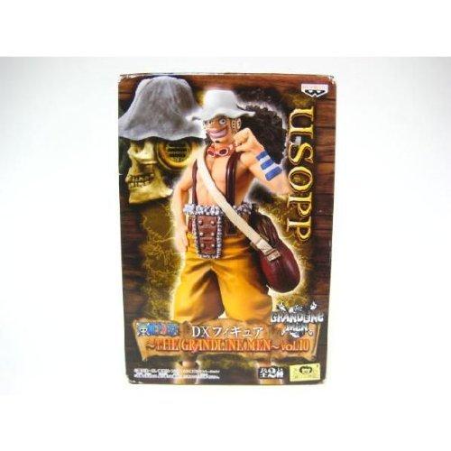 "Banpresto One Piece 5.9"" Usopp DXF Figure, The Grandline Men Volume 10"