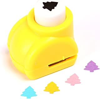 Hemore Cute Embossing Device Card Making Scrapbooking Craft Punch Paper Shaper Hole Punch (Christmas Tree