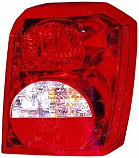 Depo 334-1917R-AS Dodge Caliber Passenger Side Replacement Taillight Assembly