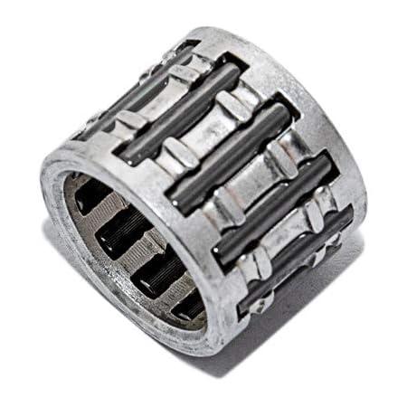 Hochleistungs Nadelkranz Tuning Käfig Versilbert 11 Nadeln Ø12x16x13mm Für 12mm Kolbenbolzen 0 Maß Simson Nadellager Auto