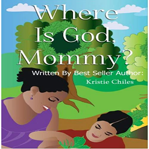 『Where Is God, Mommy?』のカバーアート