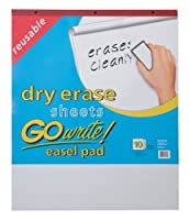 GoWrite! Dry Erase Easel Pad 25-Inches by 30-Inches 10 Sheets (EP2530) [並行輸入品]