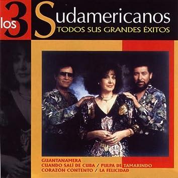 Los 3 Sudamericanos : Todos Sus Grandes Exitos