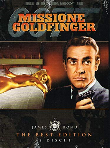 007 - Missione Goldfinger (Best Edition) (2 Dvd)