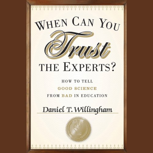 When Can You Trust the Experts? audiobook cover art