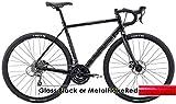 Motobecane Omni Strada Sport Super Road, Disc Brake, Aluminum Bike with Carbon Forks (Gloss Black,...
