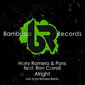 Alright (Incl. Harry Romero Remix)
