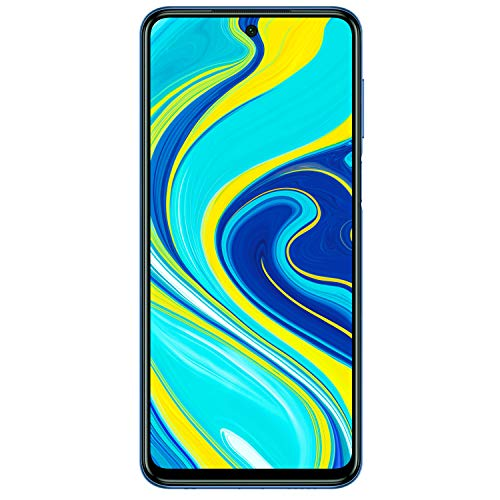 Redmi Note 9 Pro (Interstellar Black, 4GB RAM, 64GB Storage) - Latest 8nm Snapdragon 720G & Gorilla Glass 5 Protection & Alexa Hands-Free