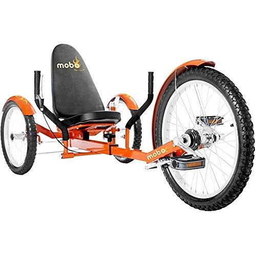 Mobo Triton Pro Adult Tricycle for men & women. Beach Cruiser Trike. Adaptive 3-Wheel Bike