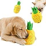 TANGN Snuffle Mat para Perro Alfombra olfativa Perros, Alfombra de Actividades para Mascotas Tapete de Entrenamiento Alfombra Olfato Perro Pet Nariz Trabajo Olor Alimentación Lento para Gato Piña