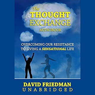 The Thought Exchange: audiobook cover art