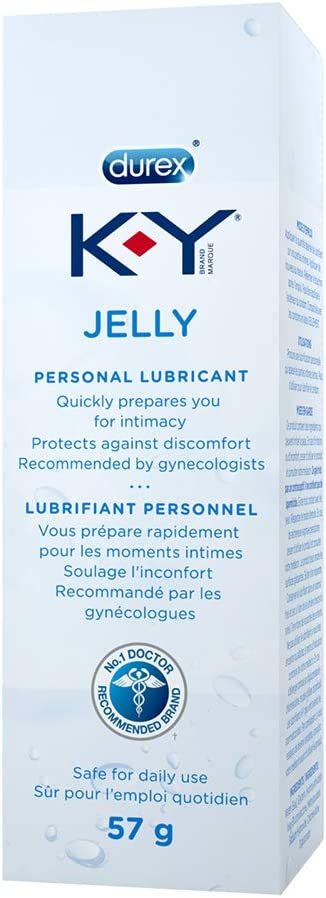 Image of K-Y Jelly Sexual Personal Lubricant- 57g