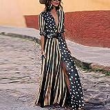 Immagine 1 xmiral vestito donna elegante lungo