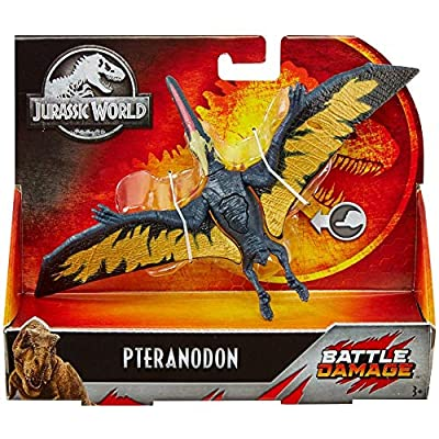 Jurassic World Battle Damage Pteranodon Dinosaur Action Figure from Jurassic World