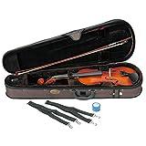 STENTOR バイオリン アウトフィット 適応身長105cm以下 ハードケース、弓、松脂 SV-120 1/16