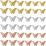 72Pcs Butterfly Decor,3D Butterfly Wall Decor for...
