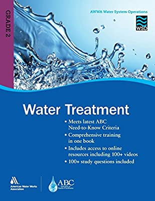 Water Treatment Grade 2 WSO: AWWA Water System Operations WSO