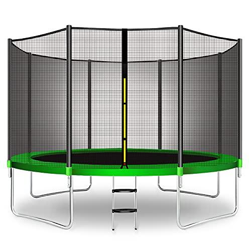 CalmMax Trampoline 12FT Jump Recreational...