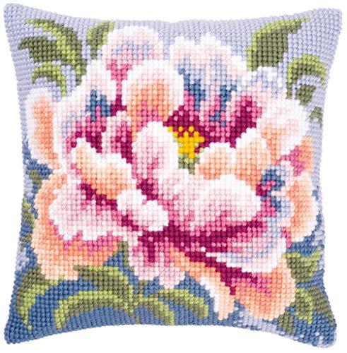 Vervaco Camellia Cross Stitch Cushion