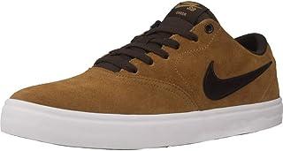 333e6500b00 Nike Sb Check Solar, Men's Skateboarding Shoes, Multicolour (Golden  Beige/Velvet Brown