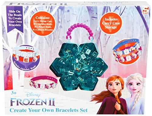 Sambro DFR2-1036-FF – Set per braccialetti con perline Disney Frozen II