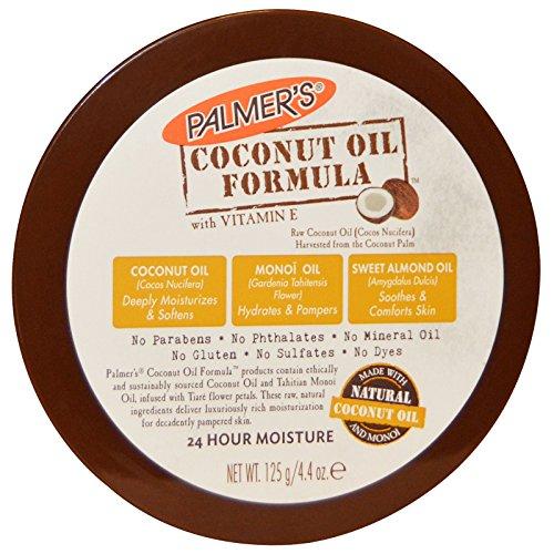 Palmer's Coconut Oil Formula with Vitamin E Body Cream 4.4 Oz by Palmer's