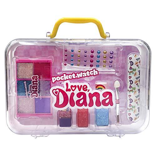 Love, Diana Set Trucchi Bambine, Rosa, 918493.004