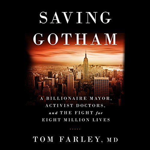 Saving Gotham cover art
