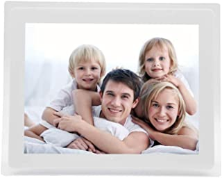 Digital Photo Frame, 12-inch 1280 * 800 with Acrylic Frame MP3 / MP4 Player Multi-Function Advertising Machine Electronic ...