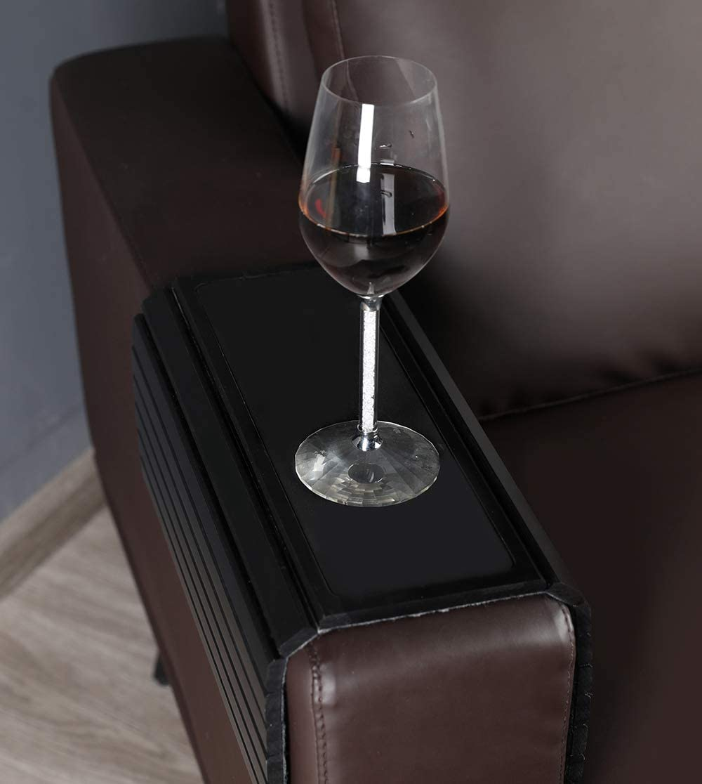 GEHE Sofa Arm Tray Table Foldable C for Direct sale of manufacturer Couch Flexible overseas