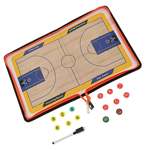 Basketball Taktiktafel Fussball Coaching Board Handball Football Volleyball - Typ 2