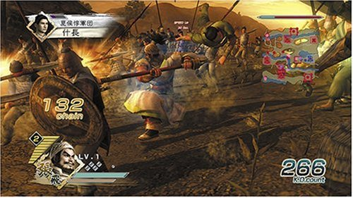 真・三國無双5(通常版)-Xbox360